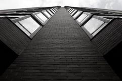 arkitektur chicago Royaltyfri Bild