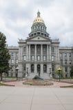 Arkitektur för Colorado tillståndsKapitolium Royaltyfri Bild
