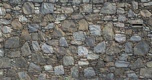 Arkitektur för staket för textur för tappningstenvägg royaltyfri bild