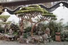 Arkitektur för traditionell kines royaltyfri foto