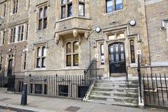 arkitektur gammala london Arkivbild
