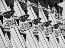 arkitektur grenoble Royaltyfri Foto