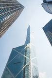 arkitektur Hong Kong Royaltyfria Foton