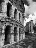 arkitektur houses den venetian italienska ljusa slotten Arkivbild