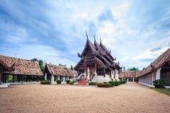 Arkitektur i Chiang Mai Royaltyfria Bilder