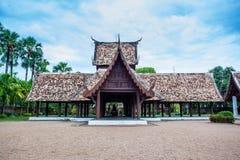 Arkitektur i Chiang Mai Royaltyfria Foton