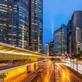 Arkitektur i Hong Kong Royaltyfria Foton