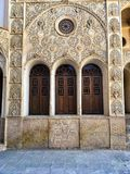 Arkitektur i Iran Royaltyfria Foton
