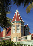 Arkitektur i Key West Fotografering för Bildbyråer