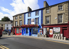 Arkitektur i Kilkenny Arkivfoton