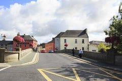 Arkitektur i Kilkenny Royaltyfri Bild