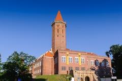 Arkitektur i Legnica poland royaltyfria foton