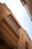 Arkitektur i Mdina, Malta Arkivfoton