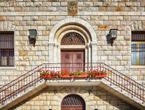 Arkitektur i Nazareth Fotografering för Bildbyråer
