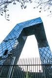 Arkitektur i Peking Arkivbild