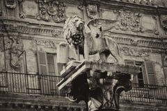 Arkitektur i staden av Verona, Italien Royaltyfria Foton