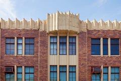 Arkitektur Launceston Tasmanien arkivfoton