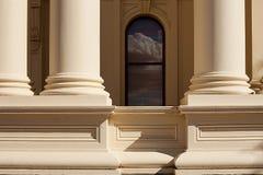 Arkitektur Launceston Tasmanien Arkivbild