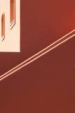 arkitektur lines enkel spanjor för egenskap arkivbild