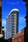 arkitektur moderna chicago Royaltyfria Bilder