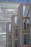arkitektur moderna london Royaltyfri Bild