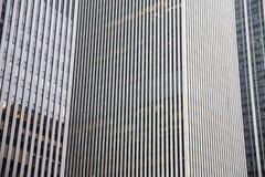 arkitektur moderna manhattan Arkivfoto