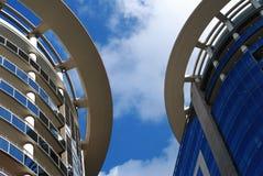 arkitektur moderna orlando Royaltyfri Foto