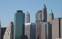 arkitektur New York Royaltyfri Foto