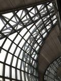 Arkitektur och flygplatsstil royaltyfri foto