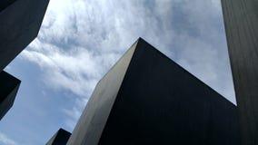 Arkitektur och sky Arkivbild