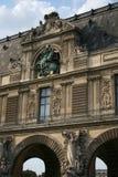 arkitektur paris arkivbilder