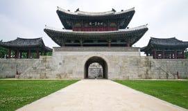 arkitektur södra korea Royaltyfri Foto
