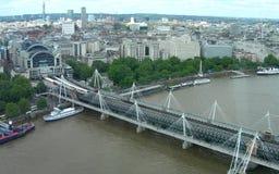 arkitektur samtidaa england london uk Arkivbild