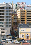 arkitektur San Juan Arkivbild