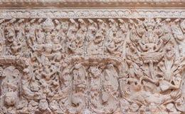 1193 1197 arkitektur som snider för russia för domkyrkademetriusmonument white för vladimir för sten st unik Arkivbilder