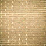 Arkitektur. Tegelstenvägg som textur eller bakgrund Arkivbild