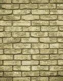 arkitektur Tegelstenvägg som textur eller bakgrund Royaltyfri Fotografi