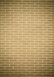 arkitektur Tegelstenvägg som textur eller bakgrund Royaltyfria Foton