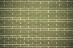arkitektur Tegelstenvägg som textur eller bakgrund Fotografering för Bildbyråer