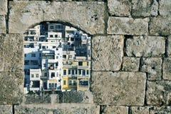 arkitektur tripoli arkivfoton