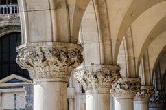 arkitektur venice Royaltyfri Bild