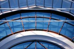 arkitekturbakgrund Arkivfoton