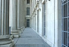 arkitekturbyggnadsrättsväsen Arkivfoton