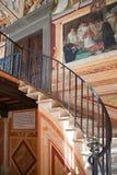 Arkitekturerna och konsten av Siena Arkivbilder