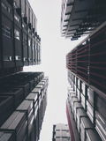 Arkitekturinspiration Arkivfoton