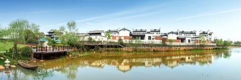 arkitekturporslin huizhou Fotografering för Bildbyråer
