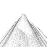 arkitekturritning stock illustrationer