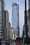 arkitekturstad New York Royaltyfria Foton