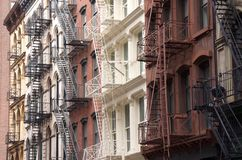 arkitekturstad New York arkivfoton
