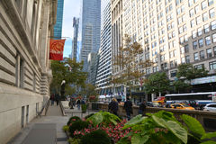 arkiv nya offentliga york Royaltyfria Bilder
